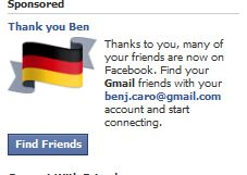 You're welcome, Germany!
